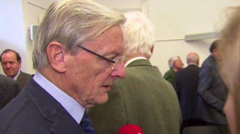 """""""Herr Dr. Schüssel, bereuen Sie den Kauf der Eurofighter?"""""""