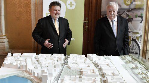 Seestadt: 1120 neue Wohnungen
