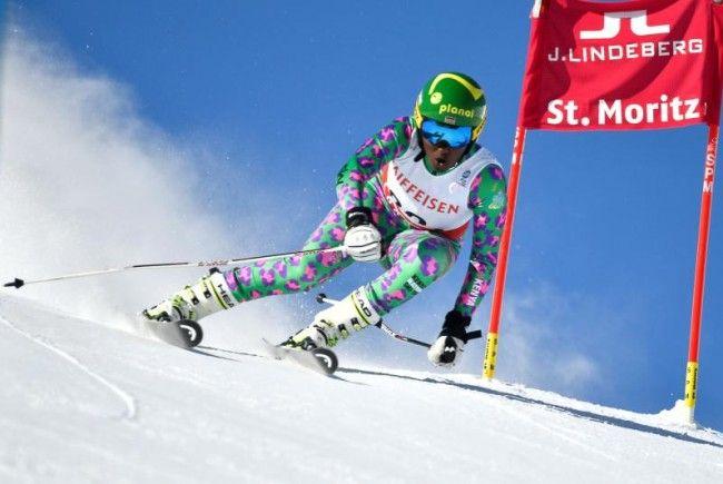 Simari hat die Qualifikation für den Riesentorlauf geschafft