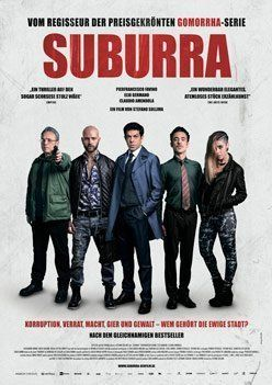 Suburra – Trailer und Informationen zum Film