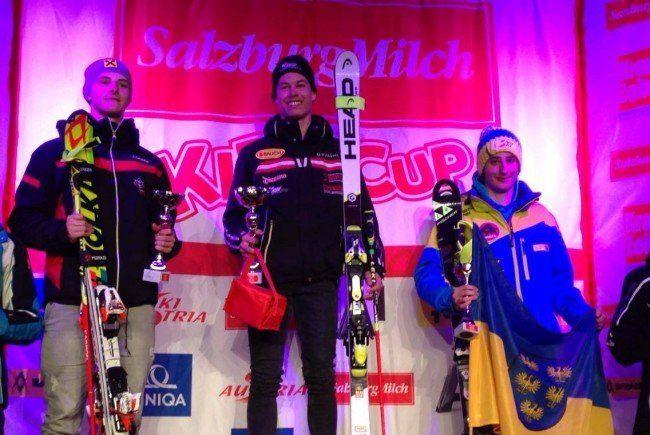 Lukas Feurstein gewinnt zwei ÖSV Testrennen