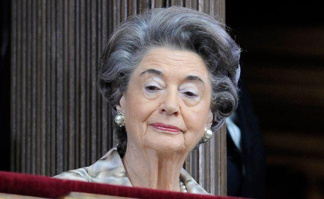 Elisabeth Waldheim verstarb im 95. Lebensjahr.