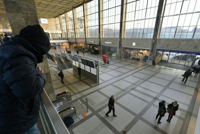 """""""Hotspot Westbahnhof"""": Ist auf Wiens Bahnhöfen bald Alkohol verboten?"""