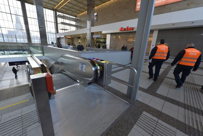 Am Wiener Westbahnhof könnte es eventuell ein Alkoholverbot geben