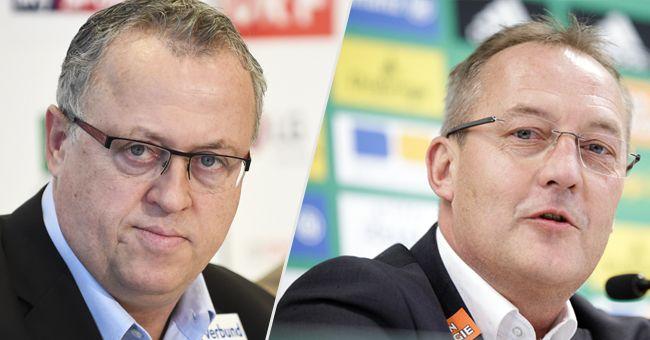 Großes Interview der Sportdirektoren vor dem 320. Wiener Derby.