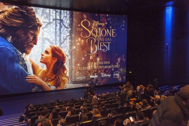 Am Dienstag wurde im Wiener Apollo Kino Premiere gefeiert.