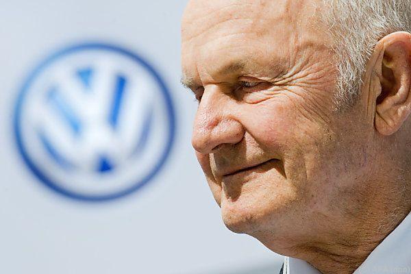 Der frühere Aufsichtsratschef wird bald 80 Jahre alt
