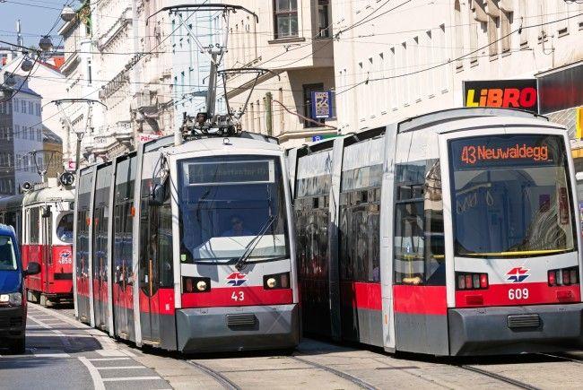 Zahlreiche Störungen bei den Wiener Linien am Freitag in der Früh.
