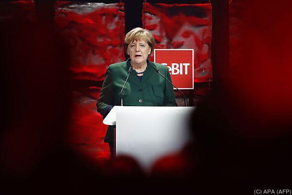 Merkel wiederholte ihre Forderung