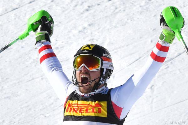 Nach der WM will Hirscher im Weltcup auftrumpfen
