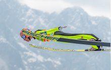 Überflieger Kraft gewinnt den Skisprung-Weltcup