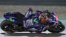 Spanier Viñales gewinnt MotoGP-Rennen in Katar