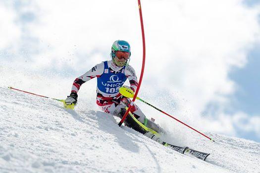 Lukas Feurstein war der überragende Skifahrer