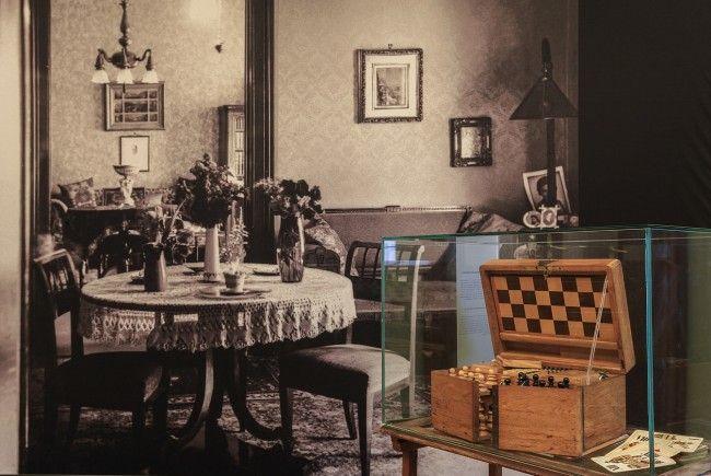 Das Freud-Museum wird renoviert und neugestaltet.