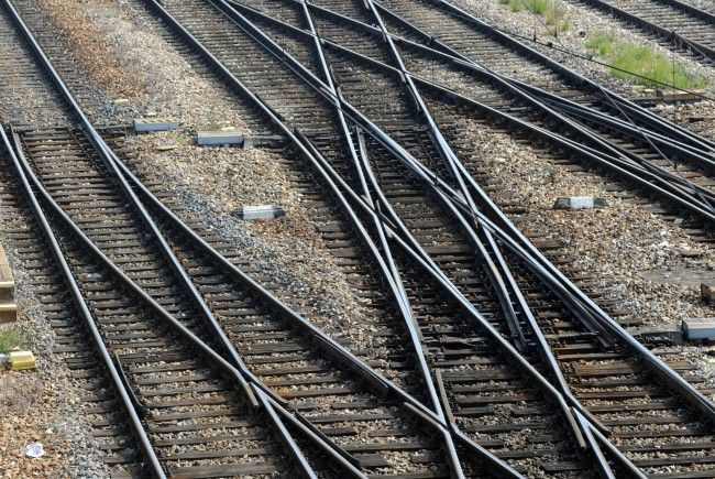 "Auf der Südbahnstrecke war am Donnerstag ein ""geisterzug"" unterwegs."