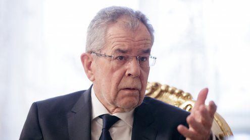 Nach Kritik: Bundespräsident Van der Bellen lobt Arbeit der NGOs