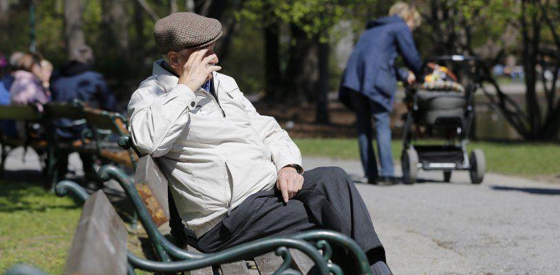 40 Prozent haben Angst vor Altersarmut