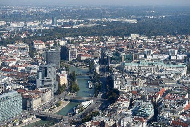 Wien ist laut Mercer wieder einmal die Nummer eins in Sachen Lebensqualität.