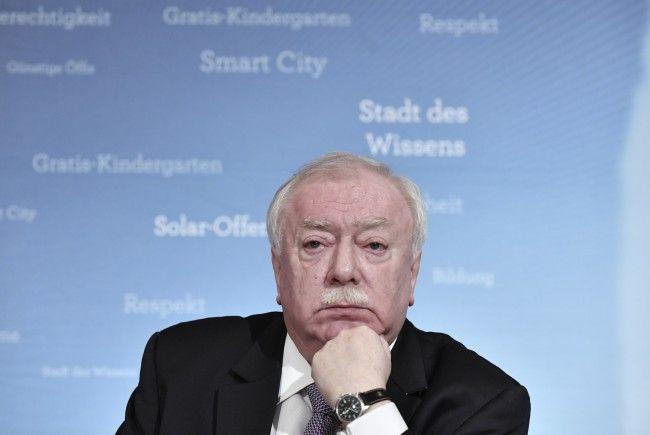 Bürgermeister Michael Häupl kündigt Verbesserungen bei Verwaltung und Vollzug der Mindestsicherung an.