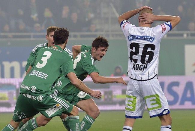 LIVE-Ticker zum Spiel Sturm Graz gegen Rapid Wien ab 16.30 Uhr.