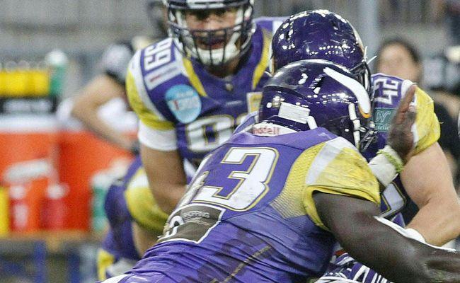Die Vienna Vikings starteten mit einem Sieg in die neue AFL-Saison.