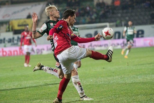 LIVE-Ticker zum Spiel SKN St. Pölten gegen SC Ried ab 16.00 Uhr.