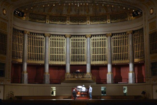 Viel Arbeit wartet auf die Wiener Symphoniker auch in der Saison 2017/18.