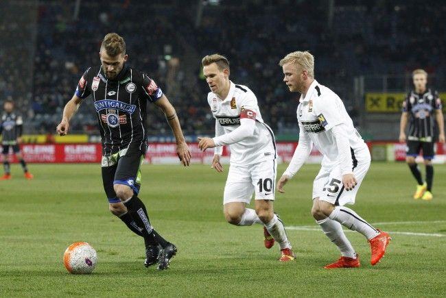 LIVE-Ticker zum Spiel FC Admira Wacker gegen SK Sturm Graz ab 18.30 Uhr.