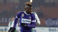 Austria-Stürmer Kayode debütierte für Nigeria