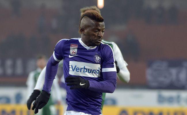 Larry Kayode durfte am Donnerstag erstmals für Nigeria spielen.