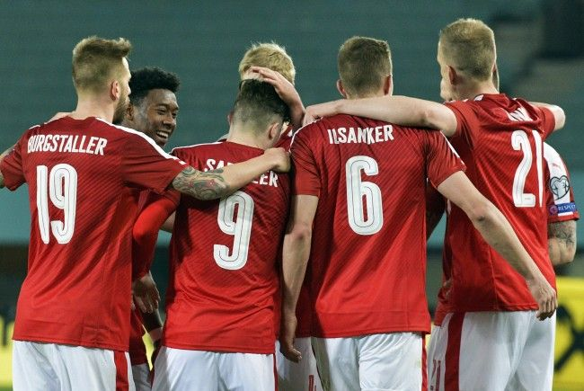 Nach dem 2:0-Sieg gegen Moldawien testet Österreich in Innsbruck gegen Finnland.