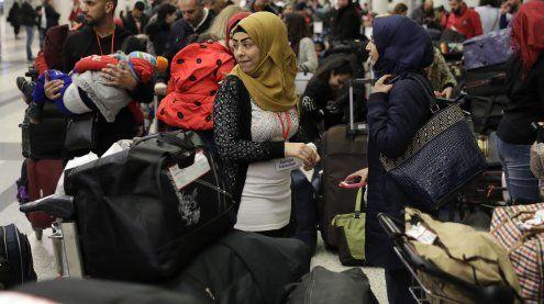 Österreich übernimmt Flüchtlinge
