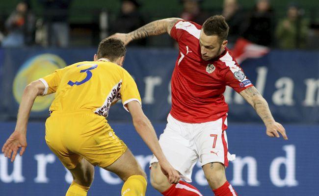 Marko Arnautović hält nun bei 15 Länderspieltoren für Österreich.
