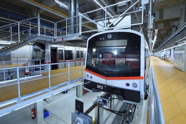 U1-Verlängerung: Neuer Betriebsbahnhof Heiligenstadt