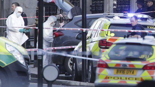 Terror-Anschlag in London fordert fünf Tote und rund 40 Verletzte