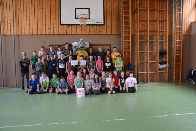"Bregenz Handball übernimmt ASVÖ-Projekt ""Fairness und Fun"""