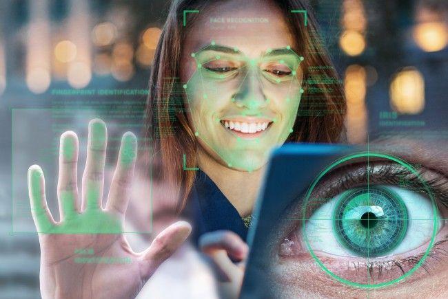 Biometrisches Identifikationssytem