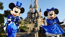 Disneyland Paris feiert seinen 25. Geburtstag