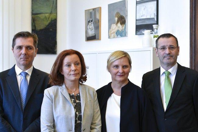 Die interimistischen Leitung des Wiener KAV präsentiert sein Arbeitsprogramm