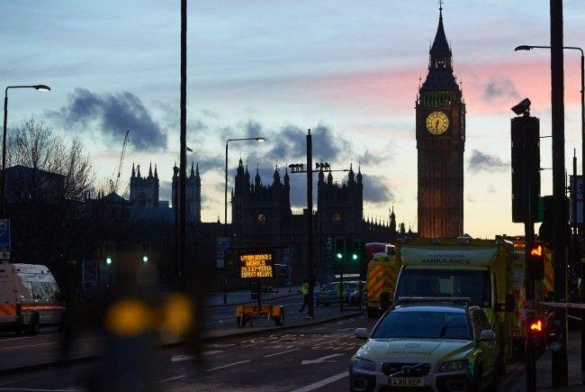 So erlebte Österreichs Botschafter und die Nationalfonds-Chefin den Anschlag in London