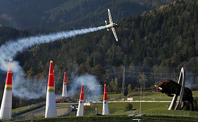 Kein Air Race heuer in Spielberg.
