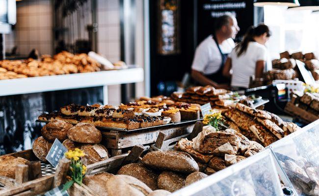 Bäckereien in Supermärkten erfüllen einen bestimmten Zweck.