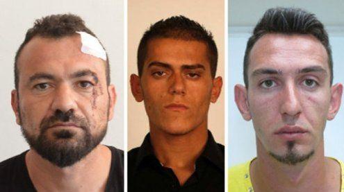 Sechsköpfige Bande soll diverse brutale Überfälle begangen haben