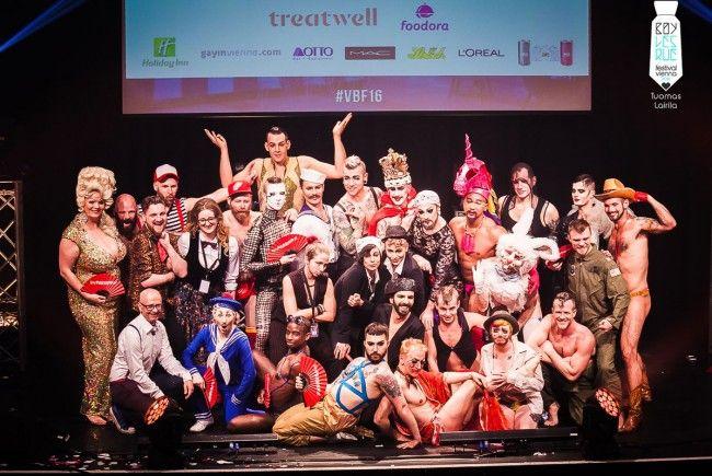 Vienna Boylesque Festival: männlicher Erotiktanz erobert Wien