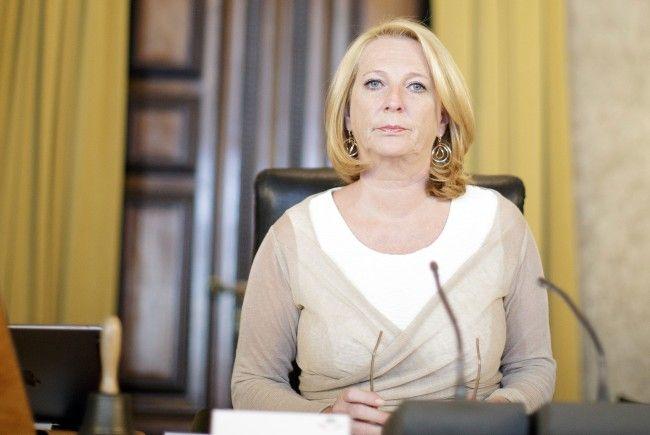 Nationalratspräsidentin Doris Bures nahm am Donnerstag an einer OSZE-Konferenz teil