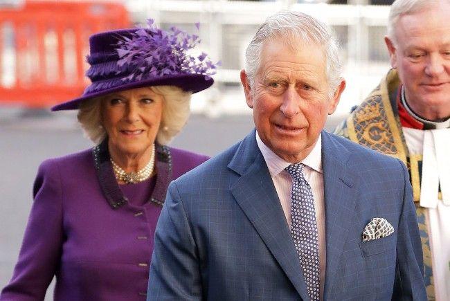 Prinz Charles und seine Frau Camilla haben beim Wien-Besuch einiges vor