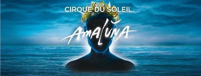 VIENNA.at verlost 1x2 Tickets für die Premiere von Cirque du Soleil: Amaluna.