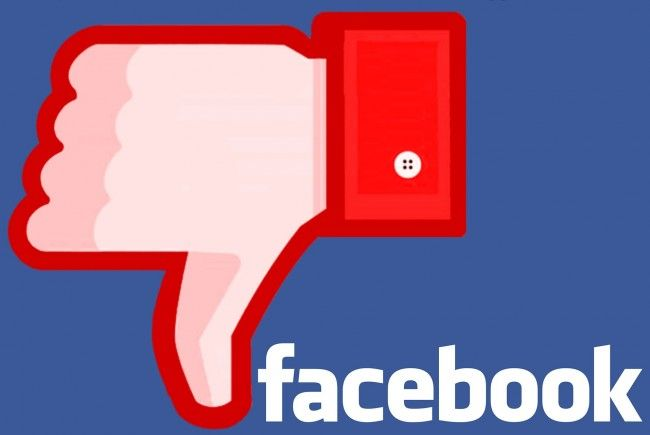Facebook testet den Dislike-Button.