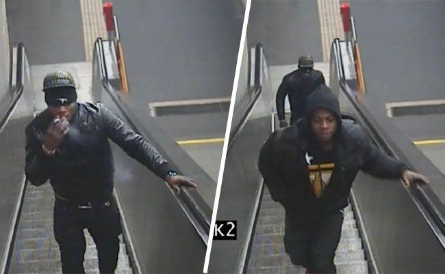 Die Wiener Polizei fahndet nach diesen zwei Tatverdächtigen.