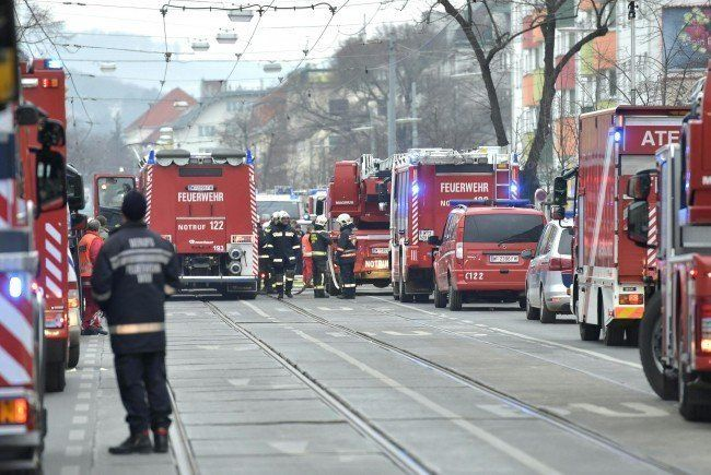 Die Explosion könnte mit Vorsatz herbeigeführt worden sein.